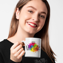 Load image into Gallery viewer, Law of Attraction Mug - 2021 New Year New Vibe