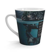 Load image into Gallery viewer, Latte Mug - My Outer World Is A Reflection Of My Inner World
