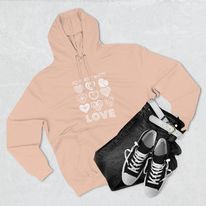 Law of Attraction Hoodie - So Many Ways to Love