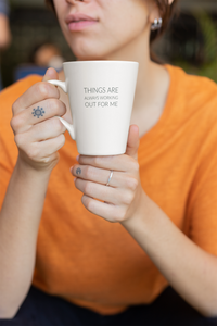 Things Are Always Working Out For Me Law of  Attraction Mug