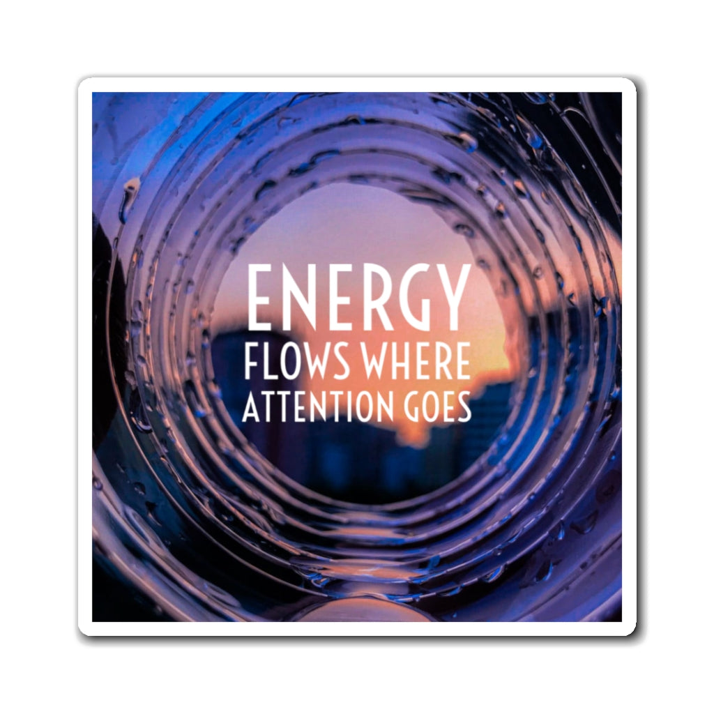 Law of Attraction Fridge Magnets