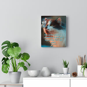 Abraham Hicks Wall Art - The Entire Universe Is Conspiring To Give You Everything That You Want - Law of Attraction Wall Art