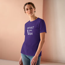 Load image into Gallery viewer, Law of Attraction Tee - What I Think I Am I Am