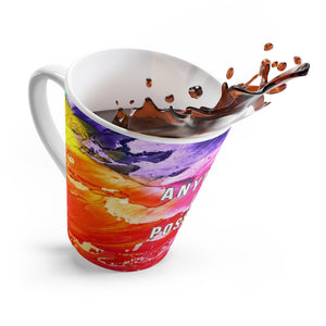 Latte Mug - Anything Is Possible