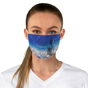Law of Attraction Face Mask - Namaste