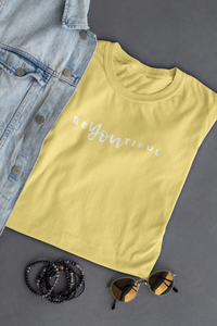 Jersey Short Sleeve Tee - BE YOU TIFUL