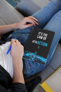 It's The Law of AttrACTION - Law of Attraction Stationery