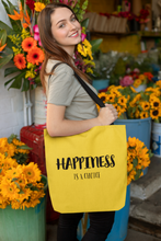 Load image into Gallery viewer, Happiness Is A Choice - Law of Attraction Tote Bag