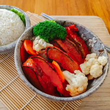 Load image into Gallery viewer, vegetarian sweet and sour fish