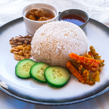Load image into Gallery viewer, vegetarian Nasi Lemak
