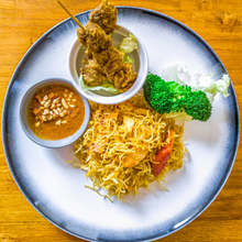 Load image into Gallery viewer, vegan singapore noodles