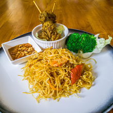 Load image into Gallery viewer, vegetarian singapore noodles