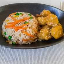Load image into Gallery viewer, vegetarian honey chicken