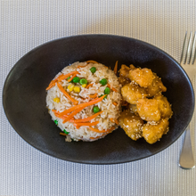 Load image into Gallery viewer, vegan honey chicken
