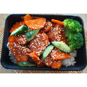 sweet and sour ribs ready meal