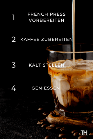 Cold Brew Anleitung