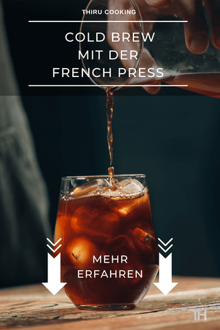 Cold Brew French Press