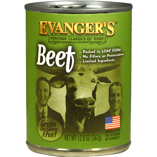 Evanger's Classic Beef for Dogs