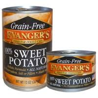 Evanger's Sweet Potato for dog,cat, or pig