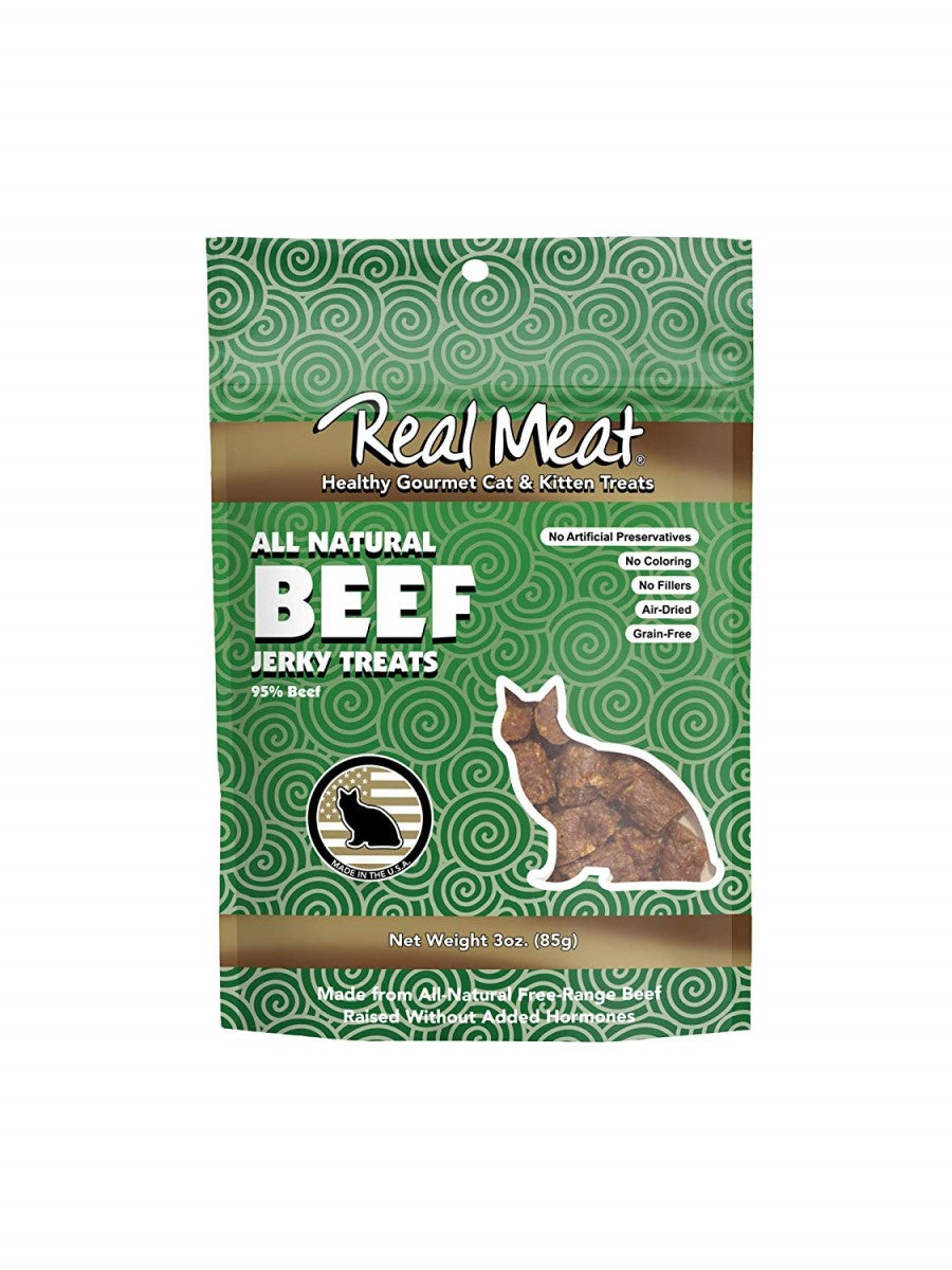Real Meat Cat Beef 3oz