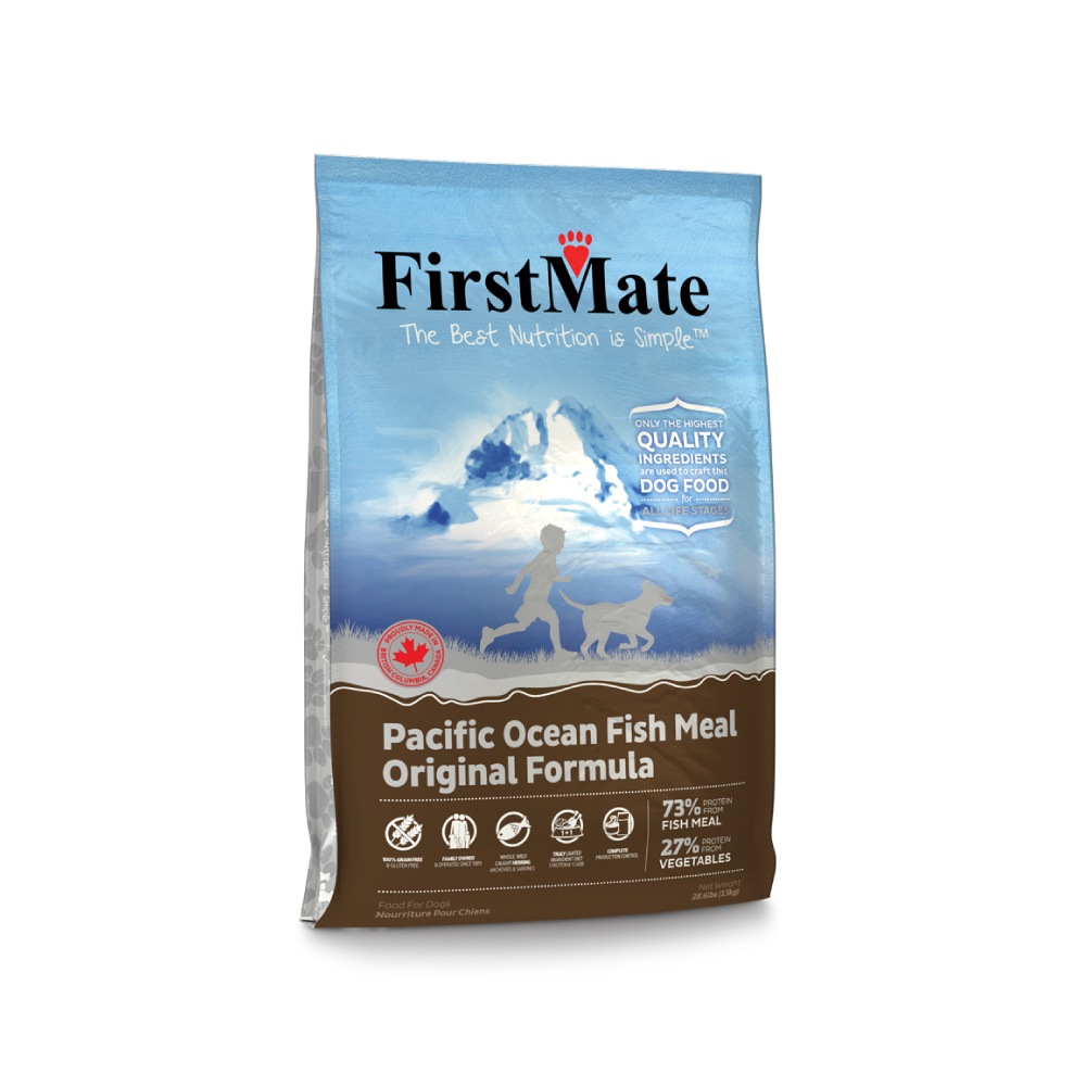 FirstMate™ Grain Free Pacific Ocean Fish Meal Original Formula Dog Food