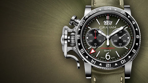 Graham Chronofighter   Watchmakers since 1695
