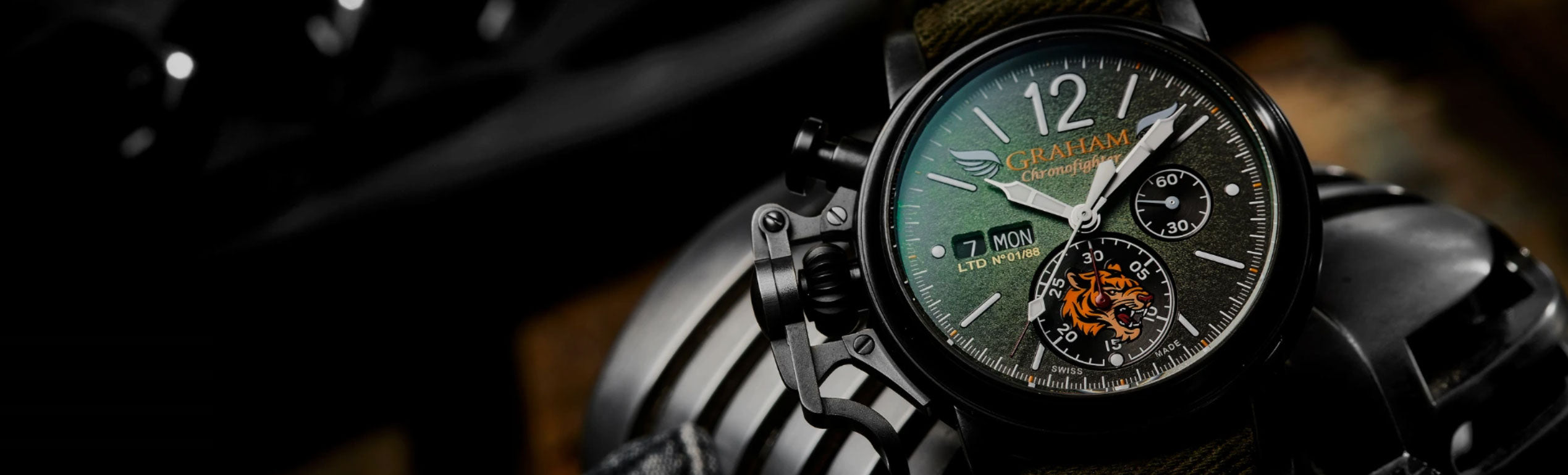 Graham Explore All   Watchmakers since 1695