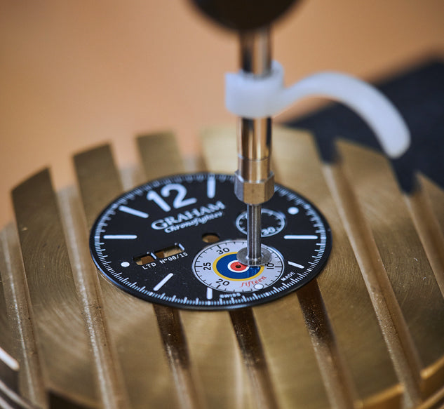 Graham   Watchmakers since 1695