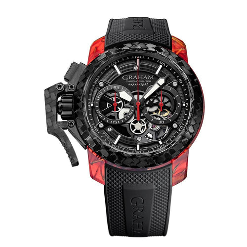 Chronofighter Superlight Carbon Skeleton