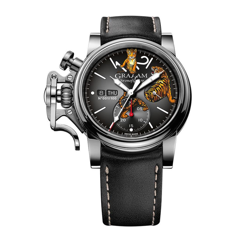 Chronofighter Vintage Tiger Limited Edition