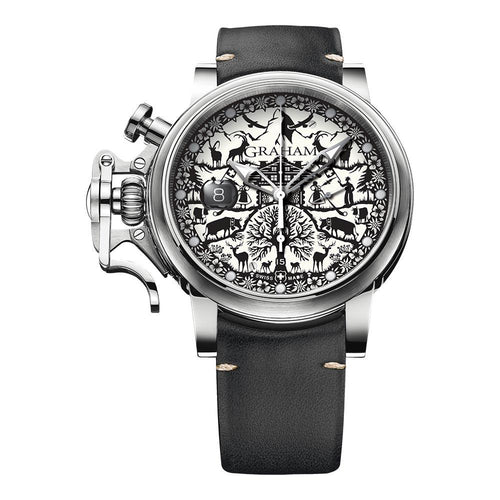 Chronofighter Grand Vintage Swiss Edition Limited Edition