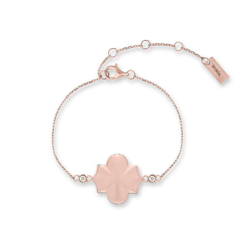 Regal - Rose Gold Trellis Bracelet