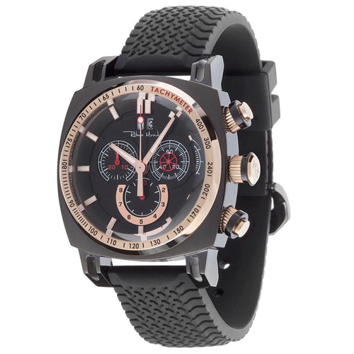 Racer Chrono 2221/7 Black Rose Gold