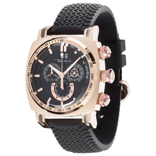Racer Chrono 2221/9 Rose Gold Pink