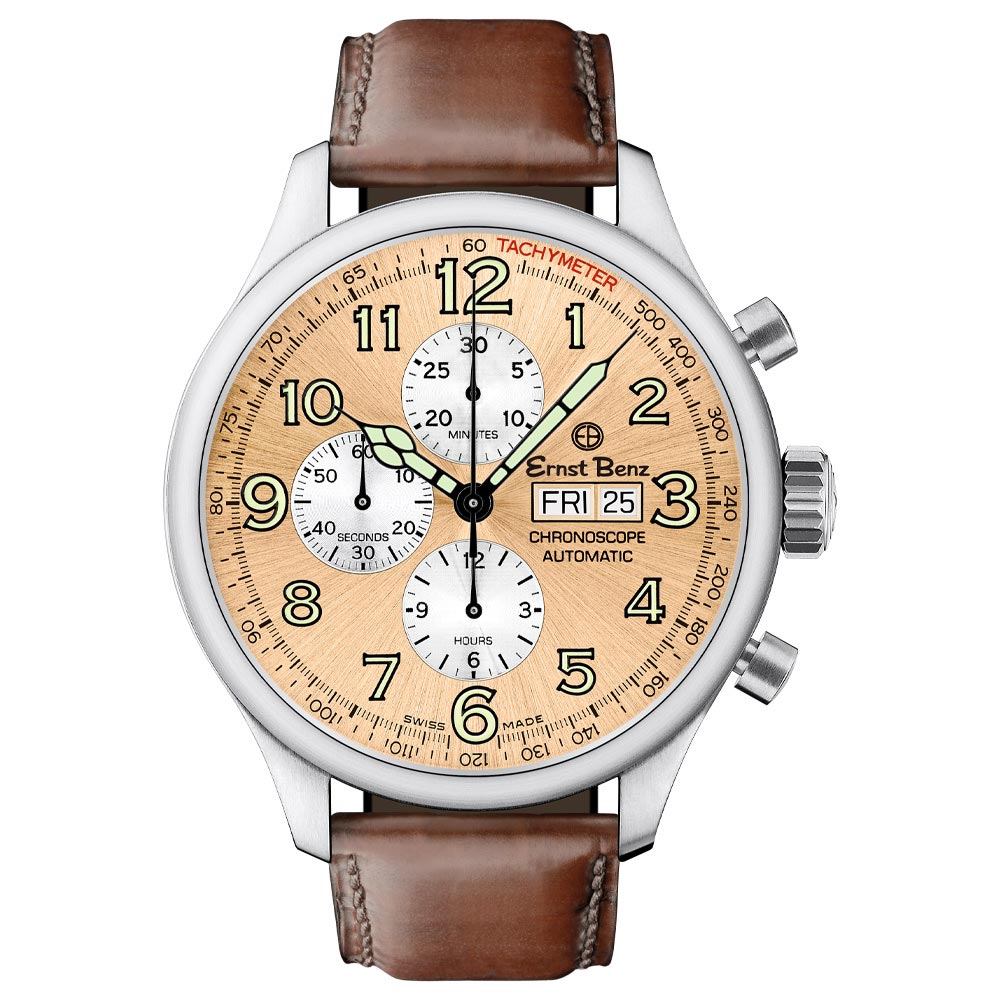Chronoscope Traditional  47mm
