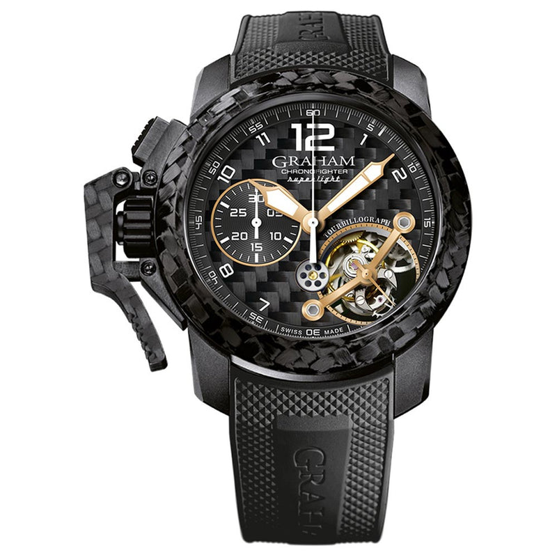 Chronofighter Superlight Carbon Tourbillograph
