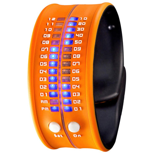 Orange Reflex Watch Mini