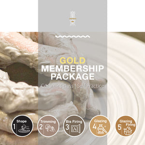 Gold-Membership Package Gift Card