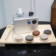 Load image into Gallery viewer, Mini Wheel Throwing Machine Set 迷你拉坯機套裝