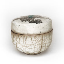 Load image into Gallery viewer, Raku Ceramics container 樂燒陶瓷碗