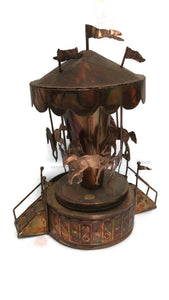 Copper - Merry Go Round - Music Box