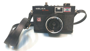 Vintage Camera WELICA W-700 Standard 35mm UNTESTED
