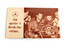 Load image into Gallery viewer, FROM APPRENTICE TO MERCEDES BENZ CRAFTSMAN
