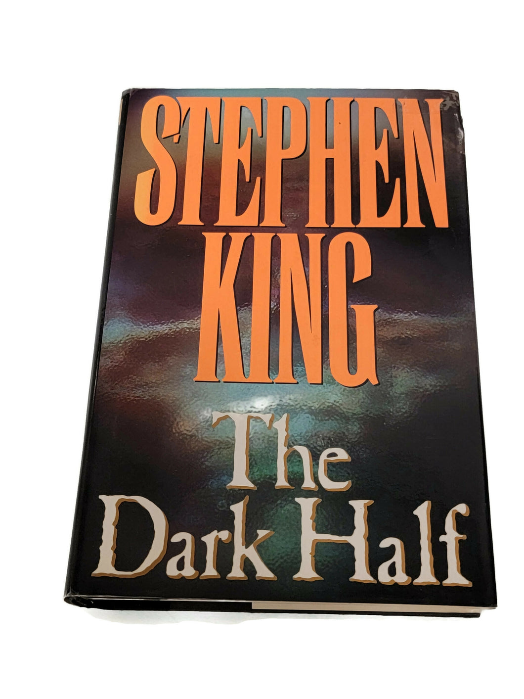 The Dark Half by King, Stephen , Hardcover