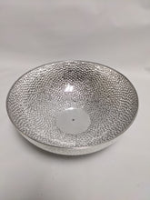 Load image into Gallery viewer, Plastic Silver Bowl