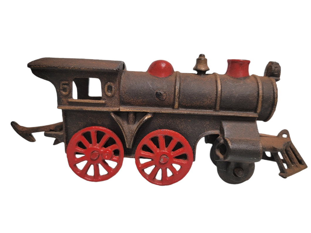 Vintage Diecast - Cast Iron Train
