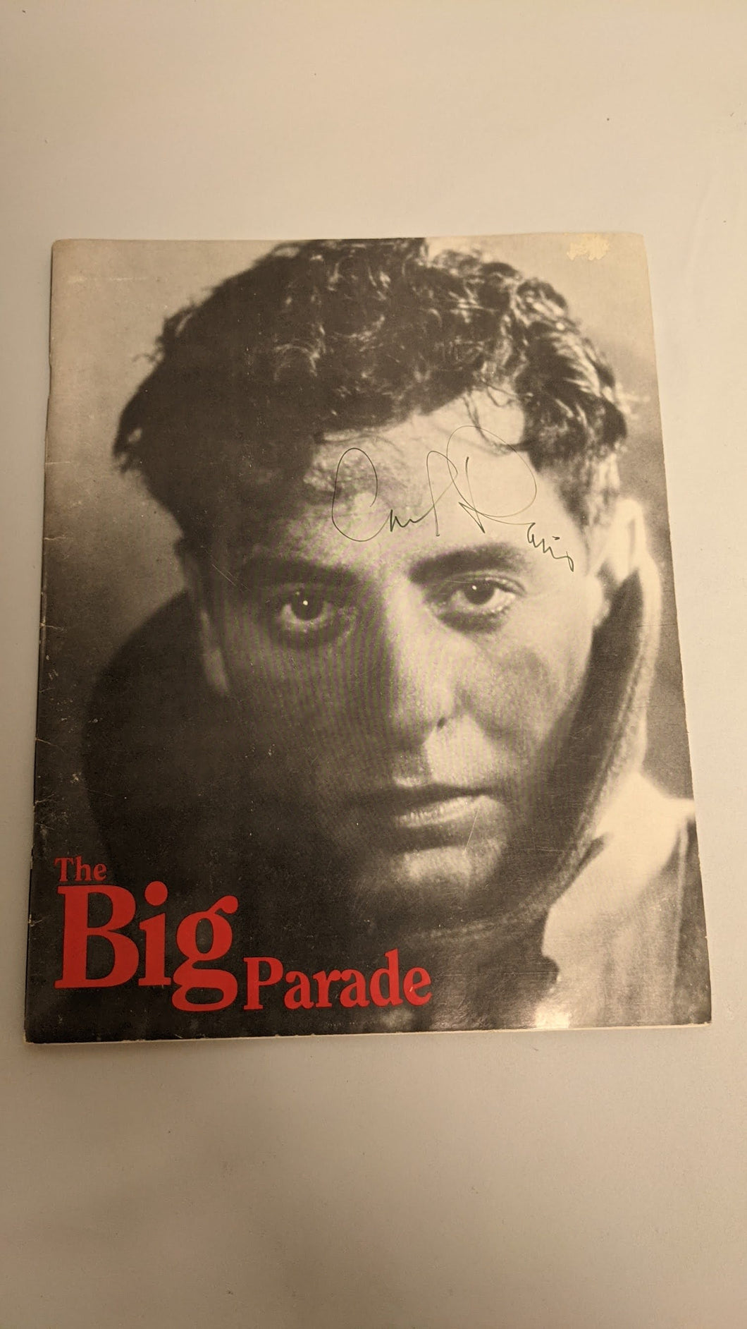 The Big Parade - Autographed by Composter Carls Davis