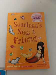Scarlett's New Friend Paperback – January 1, 2009