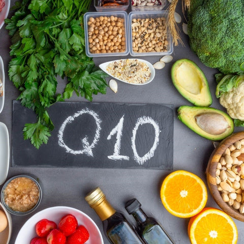 Foods and COQ10