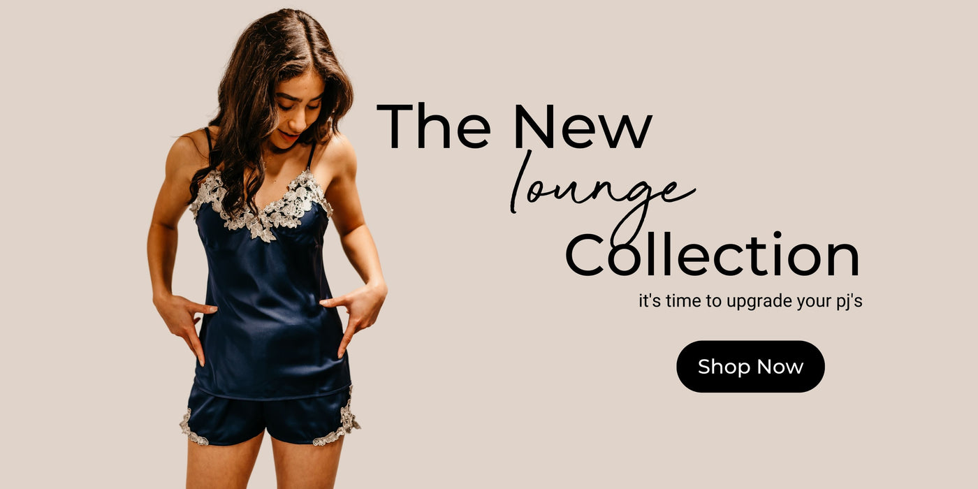 Modern Match Lingerie designed intuitive supportive bras and underwear. We're excited to now empower you with our lounge wear